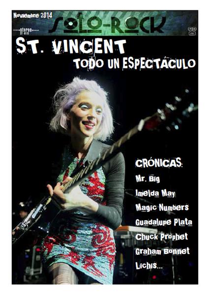 Revista Noviembre 2014 (Nº 5)